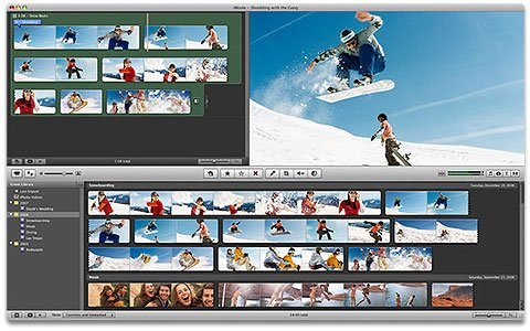 Apple iMovie gratis videobewerking programma