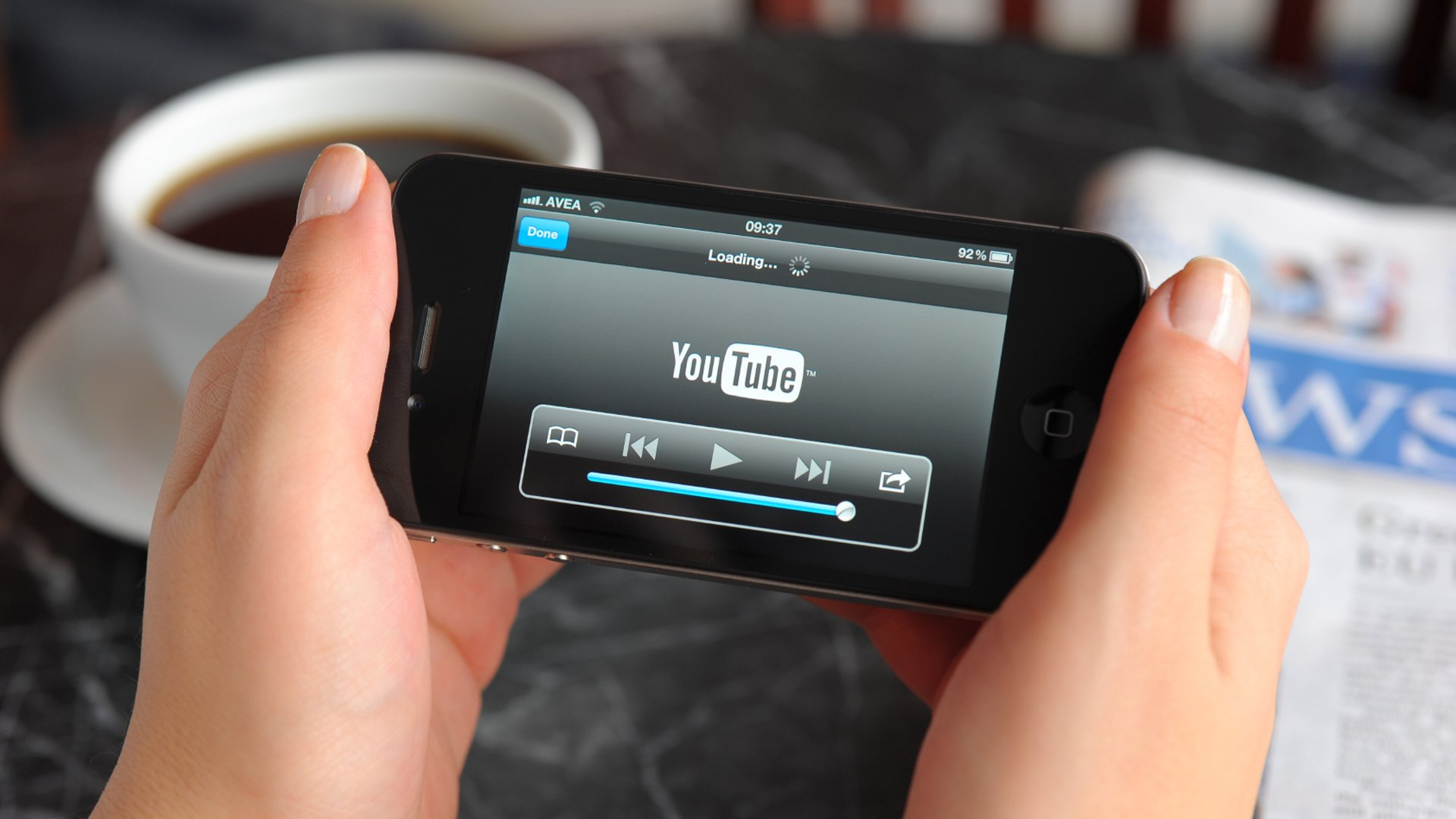 Video bewerken met YouTube