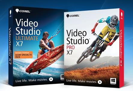 Corel Video Studio Pro - videobewerkingtips