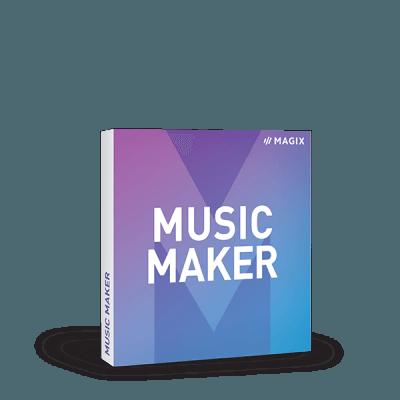 Gratis muziek programma Music Maker, maak je video af met muziek!