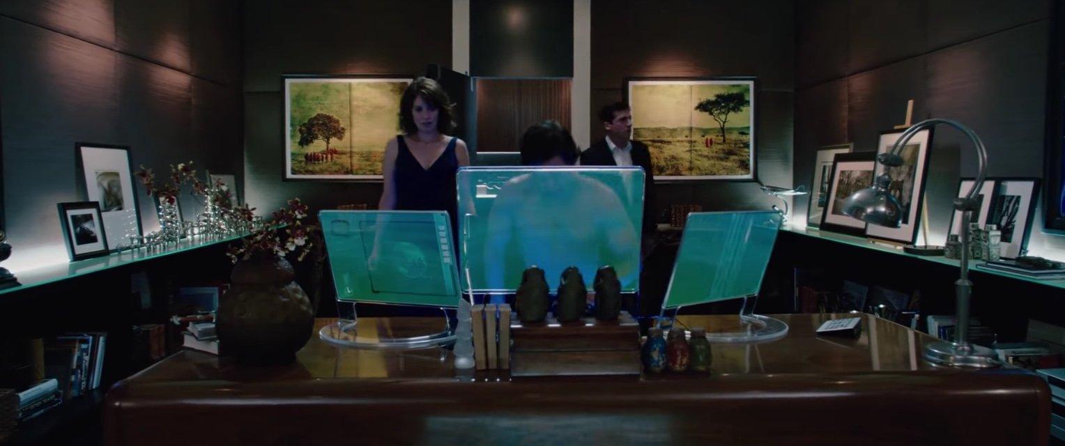After effects: de kunst van het vervangen van schermen